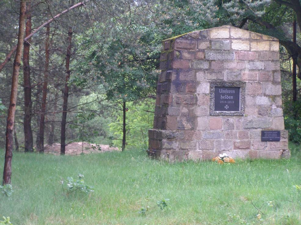 Eksploracje, Cmentarz koimeterion - zdjęcie, fotografia