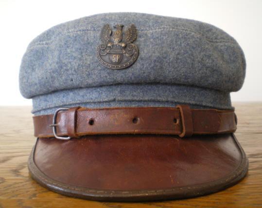 Mundury wojskowe, Maciejówka Związku Legionistów Polskich - zdjęcie, fotografia