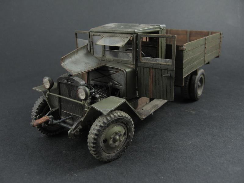 Modele samochodów, Model Zvezda - zdjęcie, fotografia