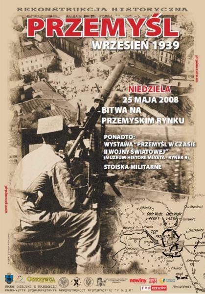 Imprezy historyczne, Obrona Przemyśla - zdjęcie, fotografia