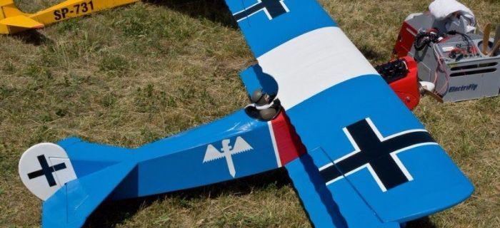 Modele samolotów, Ogólnopolski Gigantów - zdjęcie, fotografia
