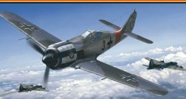 Fw 190A-7 Eduard w skali 1/48