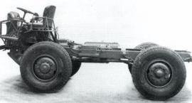 Ciągnik artyleryjski PZInż 342 i 343