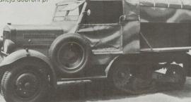 Samochód półgąsienicowy wz.34