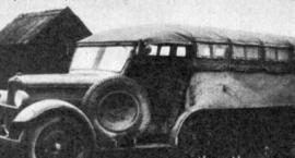Transporter półgąsienicowy PZInż. 222