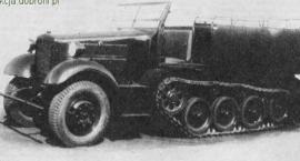 Transporter półgąsienicowy PZInż. 202