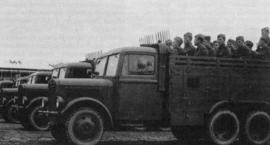 Ciężarówka PRAGA RV