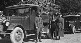 Ciężarówka Polski Fiat 621