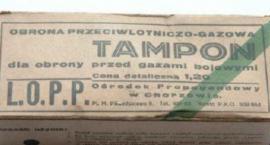 Tampon przeciwgazowy LOPP typ I