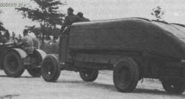 Ciągnik PZInż 322
