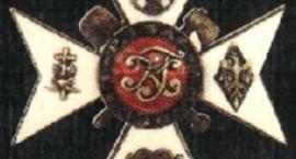 Odznaka 1 Batalionu Saperów Legionów