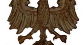 Odznaka kołnierzowa 65 Pułku Piechoty