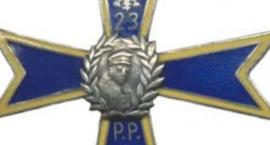 Odznaka 23 Pułku Piechoty