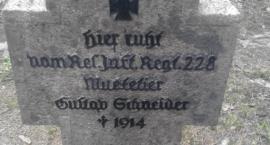 Makosieje. Cmentarz z I Wojny Światowej