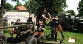 Reduta Częstochowa - Szkolenie z obsługi armaty 40 mm wz. 36