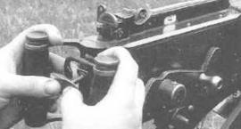 Vickers wz.09 Ciężki Karabin Maszynowy