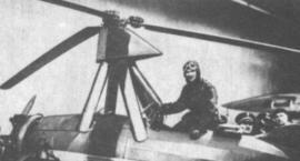 Wiatrakowiec Cierva C.30A