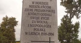 Bogate - Pomnik Poległym i Pomordowanym obrońcom Ojczyzny.