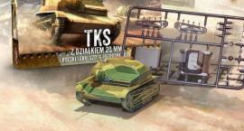 TKS z działkiem 20mm