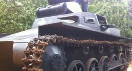 Premiera Panzer I na bitwie pod Łomiankami