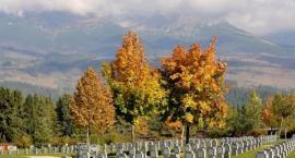 Važec - niemiecki cmentarz wojenny.