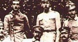 Imieniny Marszałka Piłsudskiego ze Szwoleżerami 1 Pułku Szwoleżerów