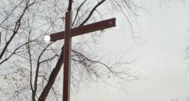 Pomnik upamiętniający egzekucję 22 żołnierzy 7 pp Armii Krajowej