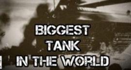 P-1000 Ratte - Monstrualny czołg (video)