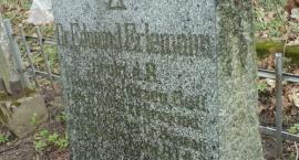 Biesowo ( Gross Bössau ) - cmentarz wojskowy z I wojny światowej