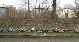 Biskupiec (Bischofsburg) - cmentarz z I wojny światowej.