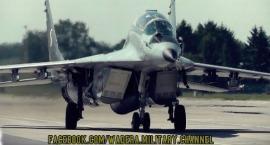 MiG-29 i Rafale podczas ćwiczeń w Malborku