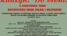 Radzyń! Do broni! II Radzyńskie Targi Broni Palnej i Militariów