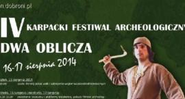 16-17.08.2014 - IV Karpacki Festiwal Archeologiczny Dwa Oblicza w Trzcinicy