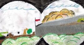 Konkurs plastyczny dla uczniów Szkoły Podstawowej im. Jana Pawła II w Paprotni
