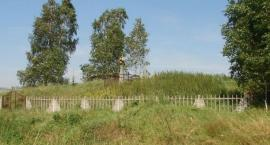 Cmentarz z Iej Wojny Światowej Hryniewicze Duże