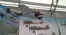 Oficjalne przekazanie lotki Karasia do Muzeum Sił Powietrznych w Dęblinie.