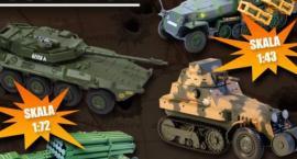 Kolekcja wozów bojowych