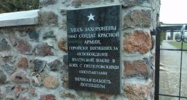 Pułtusk Kleszewo - cmentarz żołnierzy radzieckich.