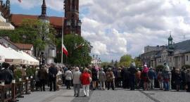 3 Maja w Białymstoku.