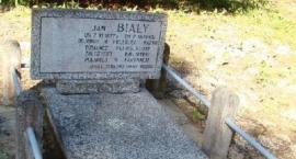 Faryny - kwatera żołnierska na dawnym cmentarzu.