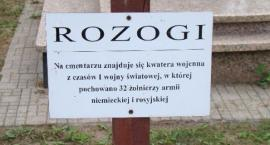 Rozogi - kwatera z czasów I Wojny Światowej.