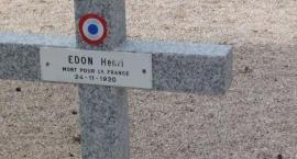 Draguignan - kwatera żołnierska na miejscowym cmentarzu.