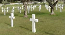 Draguignan - amerykański cmentarz wojskowy Rhone American Cemetery.