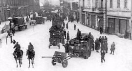 Bitwa o Bydgoszcz 1945  - w stronę Bydgosczy
