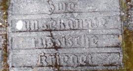 Cmentarz pierwszowojenny Bolimowska Wieś część II