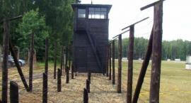 Niemiecki obóz koncentracyjny Stutthof.