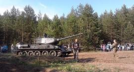 VI Podlaski Piknik Militarny.Oficjalne otwarcie.