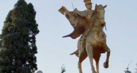 Złoty Ułan pomnik w Kałuszynie