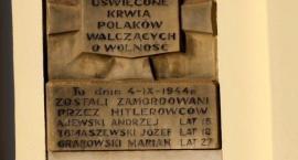 Historia Tablicy Tu dnia 4-IX-1944 r Skierniewice