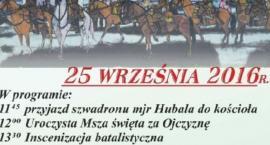 77. rocznica pobytu Hubala w Porębie